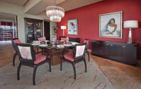 red dining room colors warm orange dining room paint ideas warm