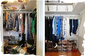 before after victoria u0027s closet goes from winter wild to spring