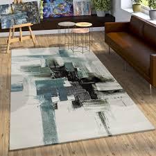 tappeto design moderno tappeto moderno tela stile spazzolato a macchie tappeto di design