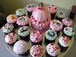 princess cupcake recipe birthday cakes