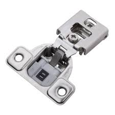 Soft Closing Cabinet Hinges Soft Close 3 4 In Overlay Face Frame Polished Nickel Hinge