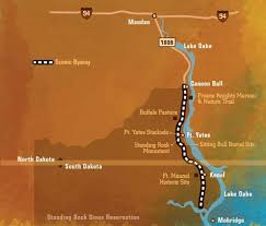 maryland byways map 8 of the most beautiful scenic byways in dakota