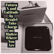 Devices That Make Life Easier Bezalel U0027s Futura X A Wireless Charging Pad To Make Life Easier