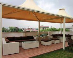 Pagoda Outdoor Furniture - inverted umbrellas an ultimate design for outdoor restaurant and