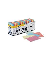 blank flash card dispenser box card size 2 x 3