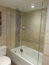 barbaralclark com page 4 simple bathroom with elegant white contemporary bathroom with frameless enclosures shower doors houston and bathtub shower combination designs bathroom