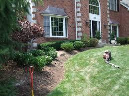 mulch clean up nickett landscaping