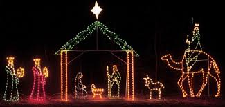 Nativity Outdoor Decorations Lighted Nativity Outdoor As Outdoor Flood Lights Stunning Home