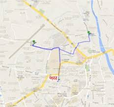 map of rajkot hotels in rajkot hotel booking rajkot luxury hotel services