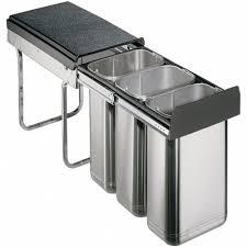 mülltrennsystem küche mülltrennsystem aus edelstahl edel trio