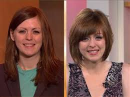 today show haircut today show makeover cute bob haircut hair beauty pinterest