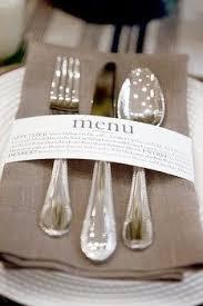 id e menu mariage les petits détails les menus so lovely moments