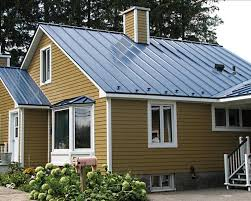 Metal Roof Homes Pictures by R J Pelletier Inc Metal Roofing