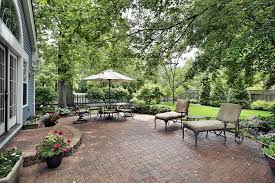 Fire Columns For Patio 62 Beautiful Backyard Patio Ideas U0026 Designs