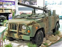 kia military jeep km424 106mm recoilless rifle carrier walk around page 1