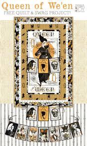 halloween panel fabric top 25 best witch quilt ideas on pinterest halloween quilt
