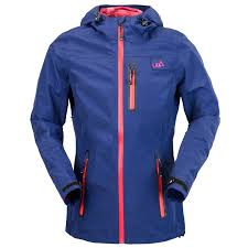 womens navy waterproof jacket desna free delivery over  20