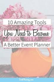 how to become a event planner how to work from home as an event planner planners business and
