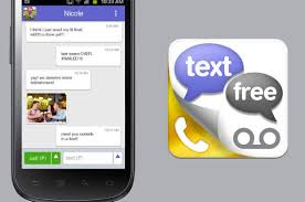 free calling apps for android pinger launches textfree with voice calling app on android