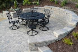 Retaining Wall Patio Patios Steps U0026 Walkways Rosendo Landscaping