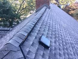 Shingling A Hip Roof Hip Ridge Vent Air Vent Inc