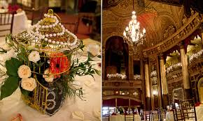 wedding at historic loew u0027s jersey city theatertruly engaging