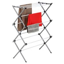 honey can do folding table honey can do deluxe metal drying rack dry 01306 the home depot
