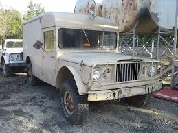 vintage military jeep m725 kaiser jeep page