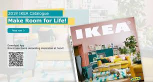 order ikea catalog make room for life ikea