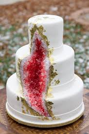 61 best geode cakes images on pinterest geode cake amazing