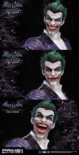 pre order prime 1 dc comics joker batman arkham origins statue star
