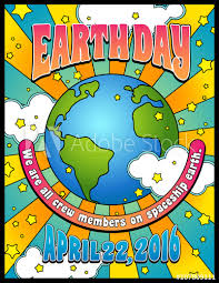 design poster buy earth day poster banner design in 1960s psychedelic style buy this