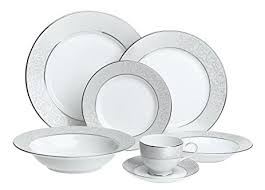 mikasa parchment china 42 dinnerware set