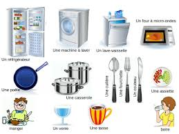 vocabulaire recette de cuisine apprenons français ensemble vocabulaire pour débutant la maison