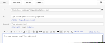 membuat group di yahoo mail google mail sending email to undisclosed recipients technology