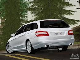 mercedes e250 station wagon mercedes e250 estate for gta san andreas