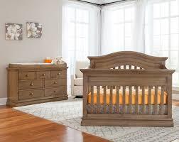 westwood stone harbor 2 piece nursery set crib and double dresser