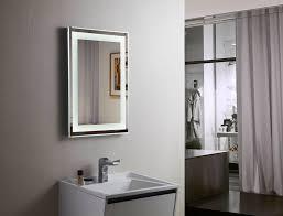 budapest lighted vanity mirror led bathroom mirror led lighted