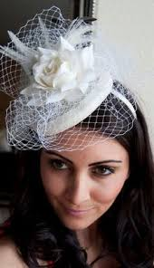 tea party fascinators gray fascinator penny mesh hat fascinator with mesh ribbons and