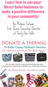 thirty one give back small business making a big impact with