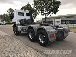 mercedes truck 6x6 used mercedes 3344 as 6x6 tractor units year 2011 for sale