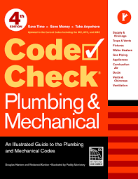 Kitchen Collection Coupon Codes Code Check Plumbing U0026 Mechanical 4th Edition An Illustrated Guide