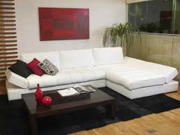 modern contemporary leather sofas modern contemporary living room design with leather white sofa