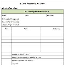 meeting list template attendance list template 10 free word excel