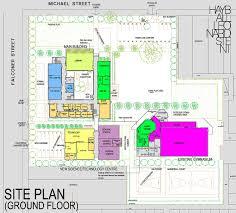 school floor plan pdf fitzroy high school masterplan