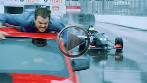 lethal mustang weapon trailer comes with ford mustang vs formula e