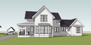 award winning farmhouse plan 30018rt architectural designs