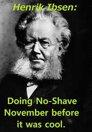 No Shave November Memes - happy meme mandag no shave november is turning into a proud