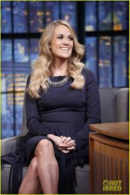 carrie underwood u0026 brad paisley talk making fun of other country
