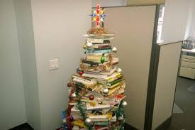 what i learned in making my employees build a christmas tree out